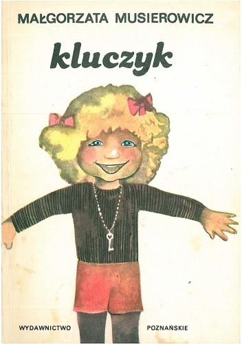 Okładka książki Kluczyk