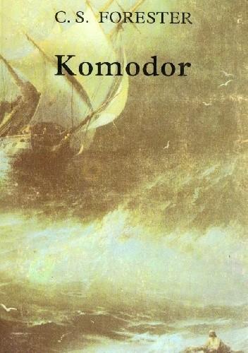 Okładka książki Komodor