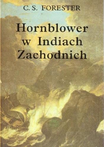 Okładka książki Hornblower w Indiach Zachodnich