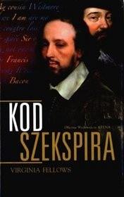 Okładka książki Kod Szekspira