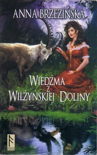 Okładka książki Wiedźma z Wilżyńskiej Doliny