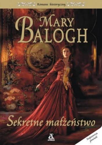 Okładka książki Sekretne małżeństwo