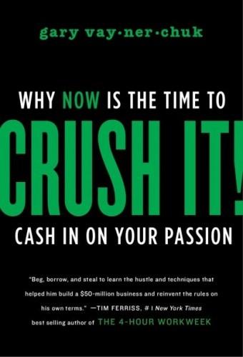 Okładka książki Crush it