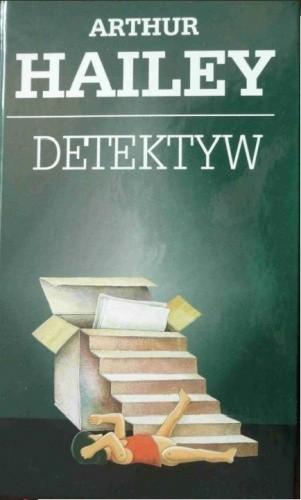 Okładka książki Detektyw