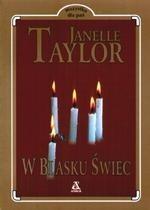 Okładka książki W blasku świec