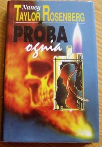 Okładka książki Próba ognia