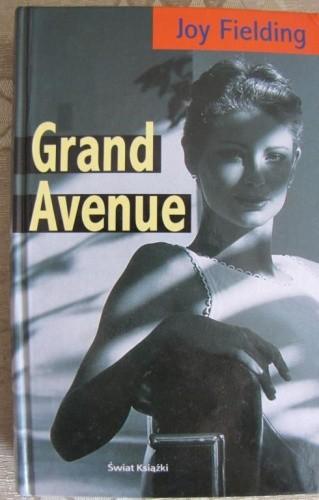 Okładka książki Grand Avenue