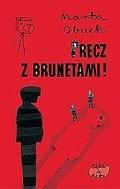 Okładka książki Precz z brunetami!