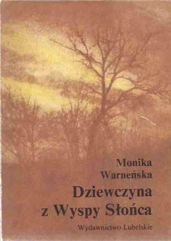 Okładka książki Dziewczyna z Wyspy Słońca