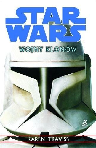 Okładka książki Wojny Klonów