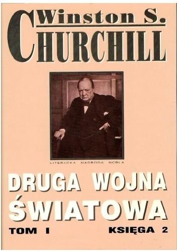 Okładka książki Druga Wojna Światowa. Tom I. Księga 2
