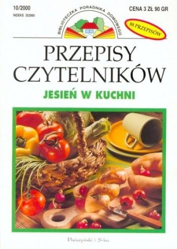 Okładka książki Jesień w kuchni. Przepisy Czytelników
