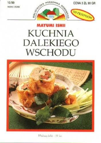 Okładka książki Kuchnia Dalekiego Wschodu