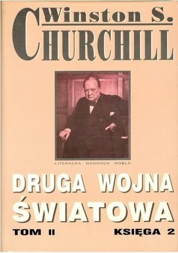 Okładka książki Druga Wojna Światowa. Tom II. Księga 2