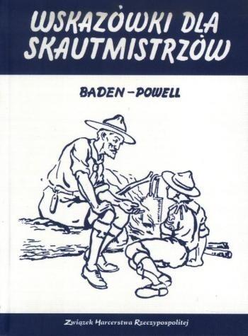 Okładka książki Wskazówki dla skautmistrzów