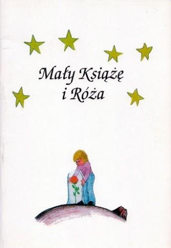Okładka książki Mały Książę i Róża