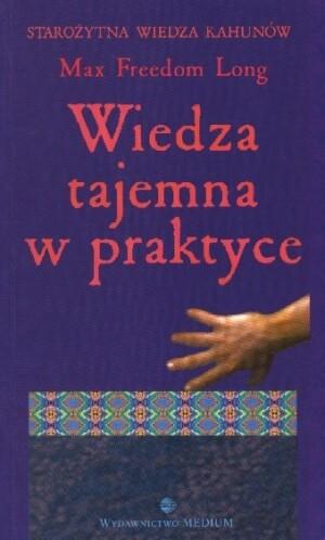 Okładka książki Wiedza tajemna w praktyce
