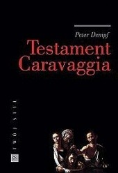 Okładka książki Testament Caravaggia