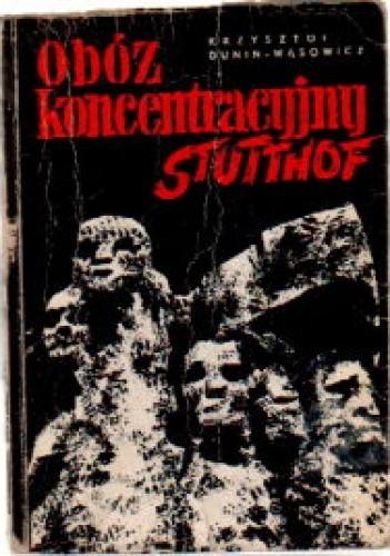 Okładka książki Obóz koncentracyjny Stutthof
