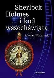 Okładka książki Sherlock Holmes i kod wszechświata