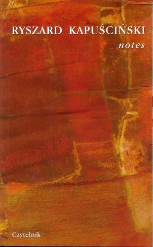 Okładka książki Notes