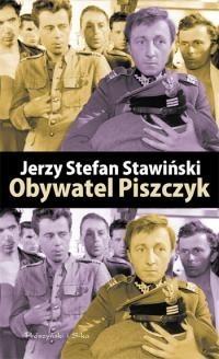 Okładka książki Obywatel Piszczyk