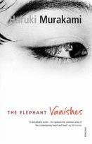Okładka książki The Elephant Vanishes