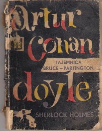 Okładka książki Tajemnica Bruce - Partington i inne opowiadania