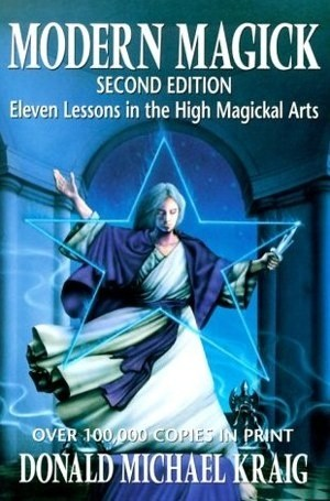 Okładka książki Modern Magick