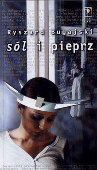 Okładka książki Sól i pieprz