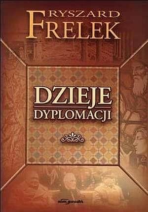 Okładka książki Dzieje dyplomacji