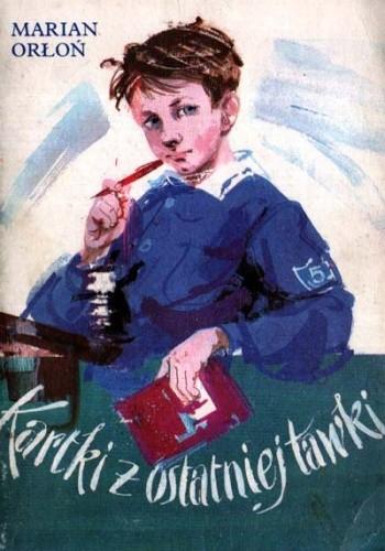 Okładka książki Kartki z ostatniej ławki