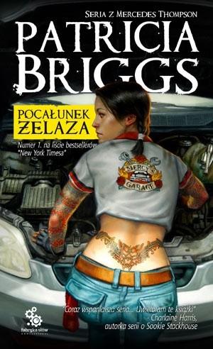 Okładka książki Pocałunek żelaza