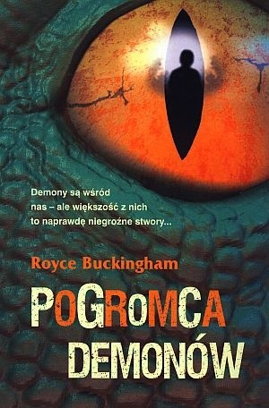 Okładka książki Pogromca demonów