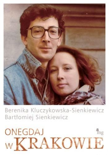 Okładka książki Onegdaj w Krakowie