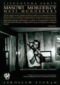 Okładka książki Masowi mordercy