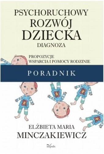 Okładka książki Psychoruchowy rozwój dziecka