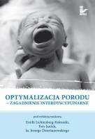 Okładka książki Optymalizacja porodu