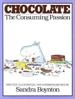 Okładka książki Chocolate : the Consuming Passion
