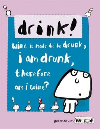 Okładka książki Drink!