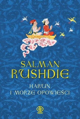 Okładka książki Harun i morze opowieści