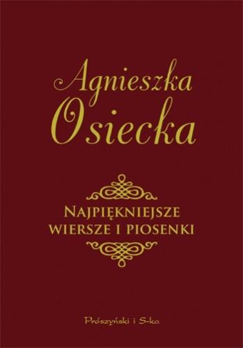 Okładka książki Najpiękniejsze wiersze i piosenki