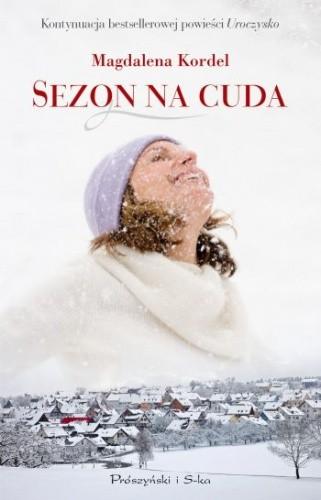 Okładka książki Sezon na cuda