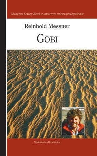 Okładka książki Gobi