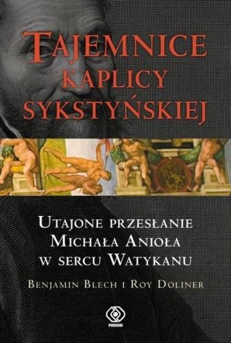 Okładka książki Tajemnice Kaplicy Sykstyńskiej