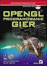 Okładka książki OpenGL Programowanie Gier