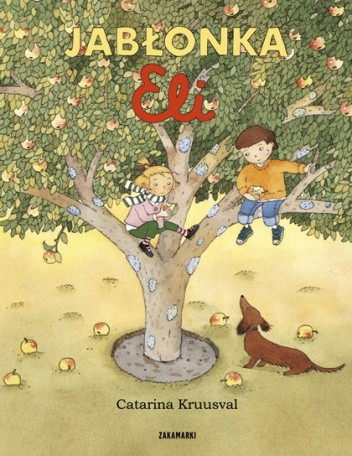 Okładka książki Jabłonka Eli
