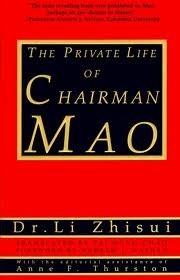 Okładka książki Mao. Prywatne życie przewodniczącego