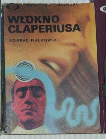 Okładka książki Włókno Claperiusa