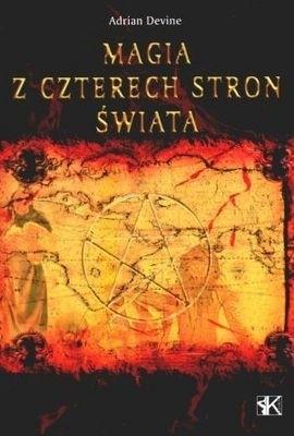 Okładka książki Magia z czterech stron świata